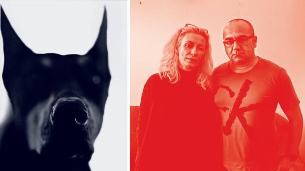 Ilknur, die Schwester des neunjährigen Haluk und sein Cousin Mahir erinnern sich an einen Mann mit einem dunklen Hund