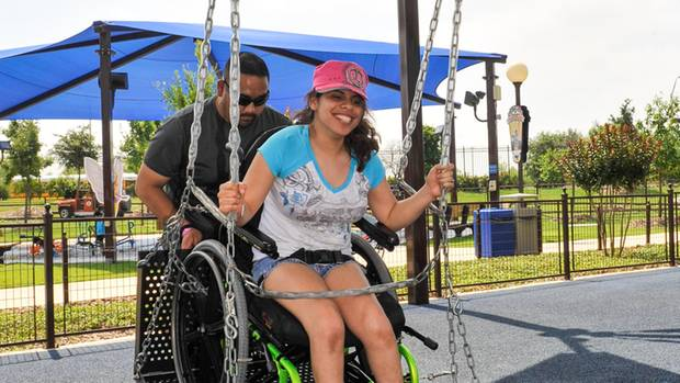 Morgan's Wonderland ist der erste barrierefreie Freizeitpark der Welt.