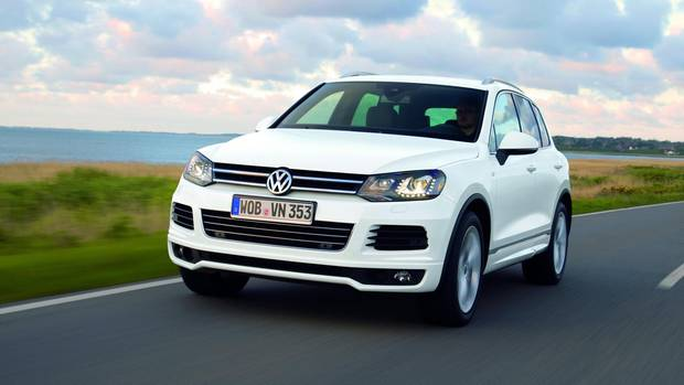 10.000 Euro zahlt VW für einen alten Diesel, wenn der Kunde diesen SUV mit Schadstoffklasse 6 kauft.