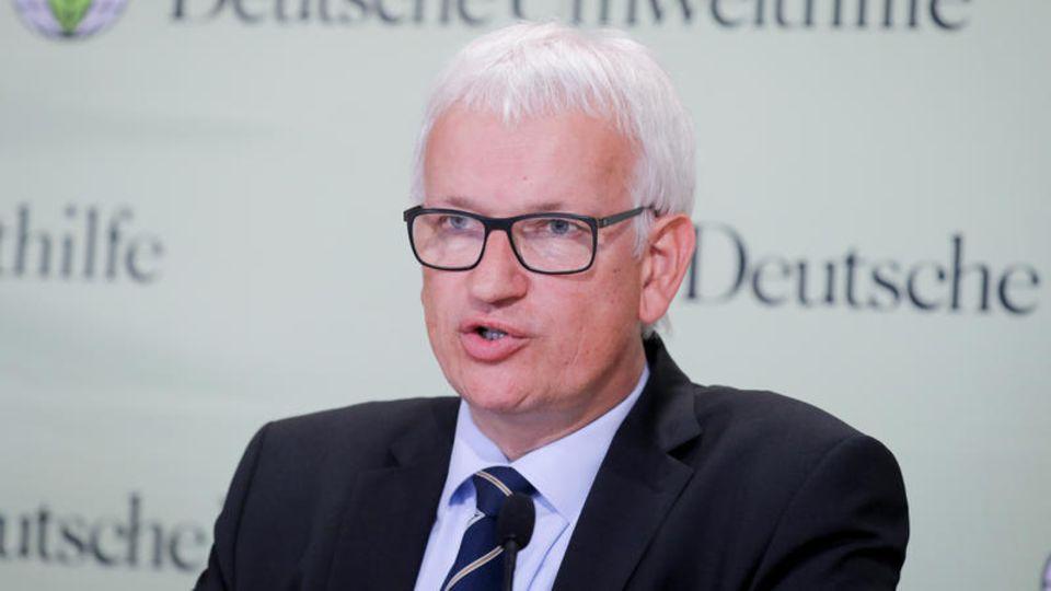Jürgen Resch, Geschäftsführer der Deutschen Umwelthilfe