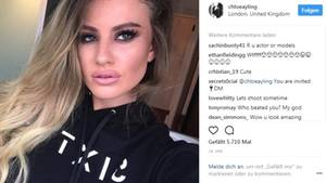 Chloe Ayling Model Instagram