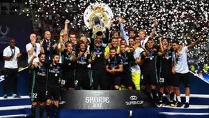 Supercup Real Madrid