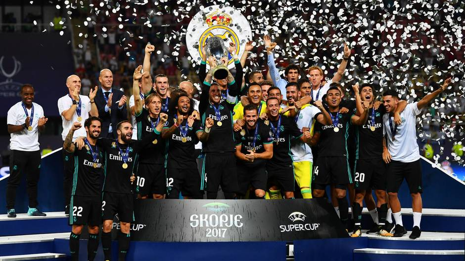Supercup Real Madrid