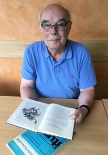"""""""Es war die Suche nach derNadelim Heuhaufen"""": WernerSlenczka, 82 Jahre, emeritierter Virologie-Professor"""