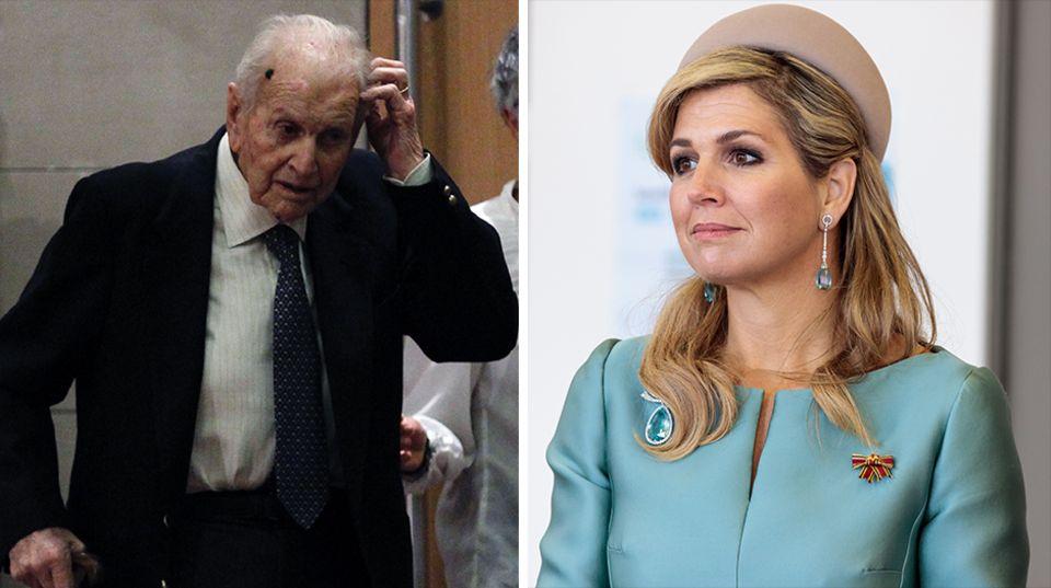 Maximas Vater Jorge Zorreguieta ist gestorben