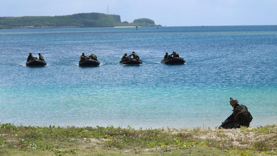 Guam im Visier: Warum Nordkorea der Pazifikinsel mit einem Militärschlag droht