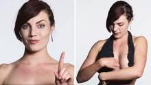 Ta-ta Towel: Neues Produkt gegen Brustschweiß