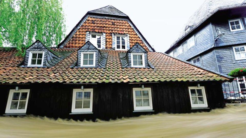 Unwetter in Europa: Von wegen Sommer – ist der Klimawandel schuld?