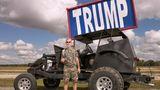 """Hobbyjäger Bronzell Fowler aus Cross City, Florida, betet jeden Tag, dass Trump acht Jahre Präsident bleibt:""""Niemand wird ihn stoppen können"""""""