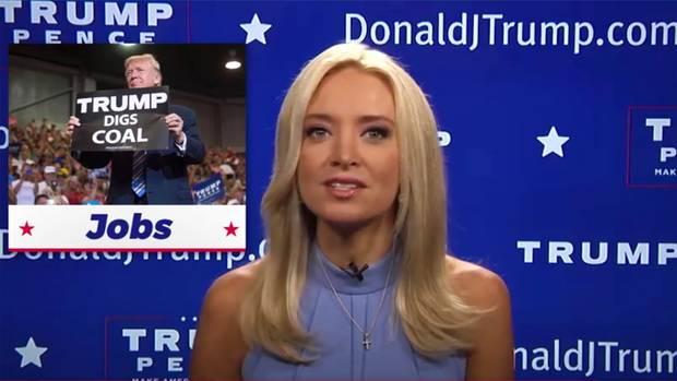 Donald Trump: So plump ist die eigene Nachrichtenshow des US-Präsidenten