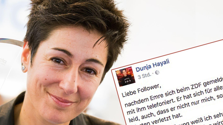 ZDF-Moderatorin Dunja Hayali
