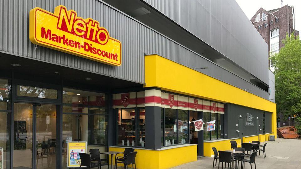 Netto-Supermarkt