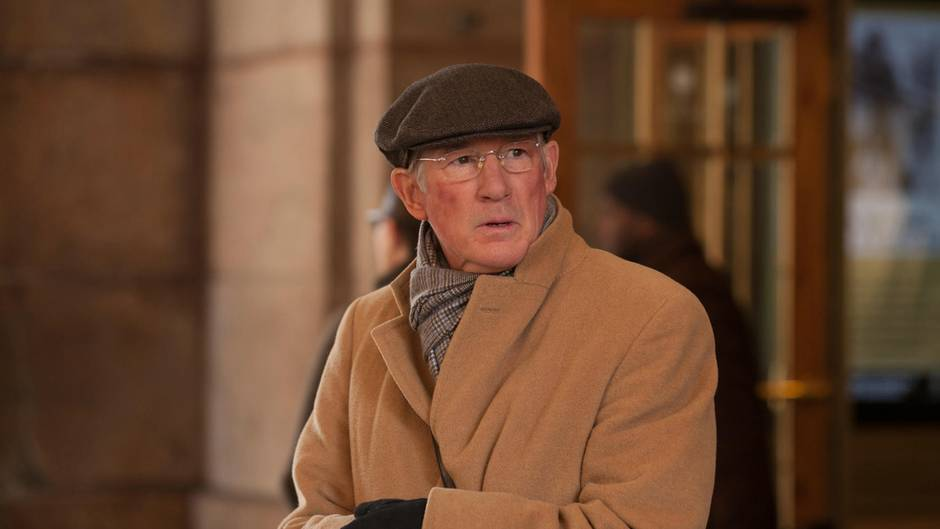 """Exklusive Trailerpremiere """"Norman"""": Richard Gere gibt der Geltungssucht ein menschliches Gesicht"""
