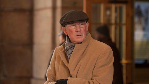 """Richard Gere: Obstkisten für das Rettungsschiff """"Open Arms"""""""