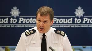Steve Ashman, Chef der Polizei in Northumbria, spricht über die Bande, die in Newcastle Mädchen f+ür Sexpartys angeboten hat
