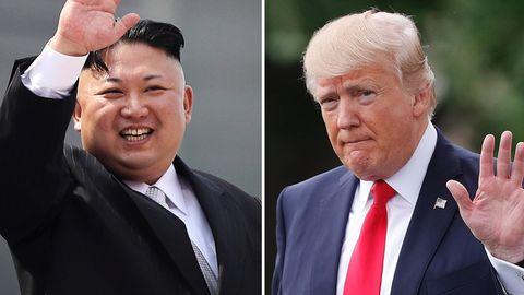"USA vs. Nordkorea: Mattis droht mit ""Vernichtung ihres Volkes"" - Nordkorea präsentiert Guam-Angriffsplan"