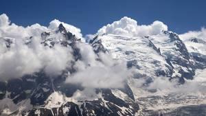 Zwei deutsche Bergsteiger auf Mont Blanc erfroren