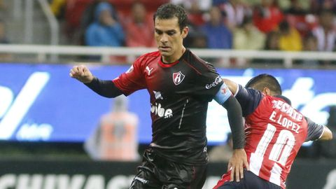 Rafael Marquez spielte viele Jahre für den FC Barcelona, ist in Mexiko eine lebende Fußball-Legende