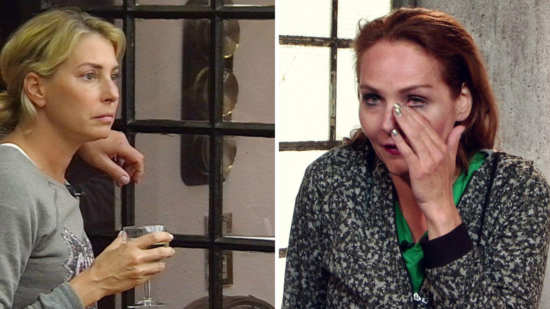Giulia Siegel und Helena Fürst