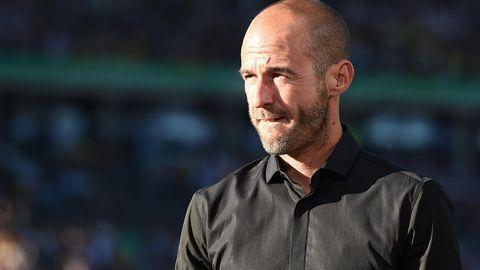 ARD-Streit: Mehmet Scholl beim DFB-Pokalfinale zwischen Eintracht Frankfurt und Borussia Dortmund im Olympia Stadion in Berlin