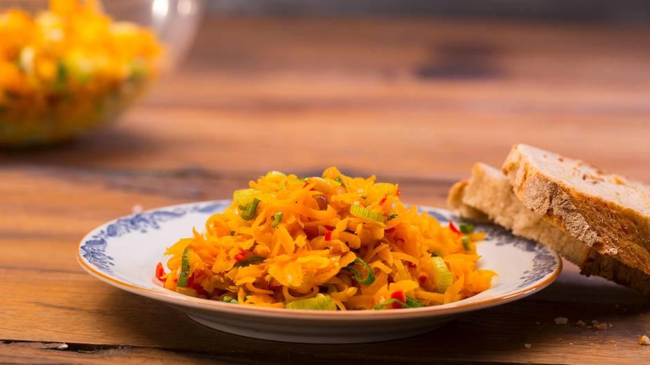 Veggie Sommerküche : Sommerküche caesar`s salat und kräuterbutter meacucina s