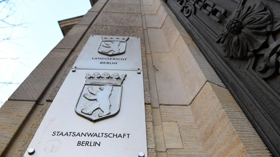 Staatsanwaltschaft Berlin warnt vor gefälschten Haftbefehlen | STERN.de