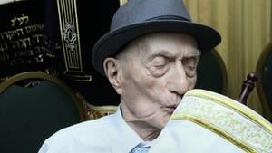 Israel Kristal überlebte den Holocaust - nun ist er im Alter von 113 Jahren gestorben. Das Bild zeigt ihn bei seiner Bar-Mizwa.