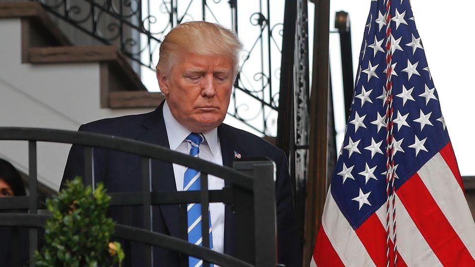Nach Nordkorea droht Donald Trump nun auch Venezuela.
