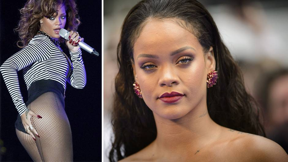 Star aus Barbados: Sechs Fakten über Rihanna - das wussten Sie über ihre Beine noch nicht