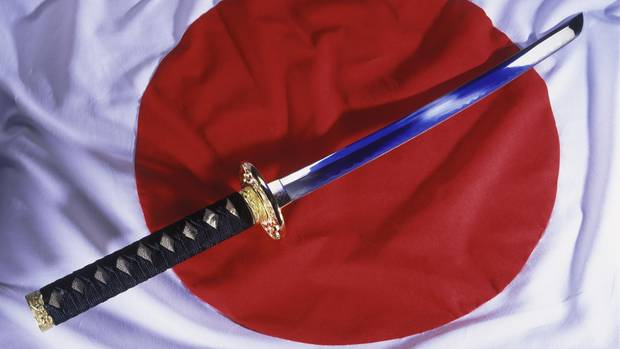 Mit einem Samuraischwert wurde ein 48-Jähriger bei bergisch Gladbach getötet (Symboldbild)