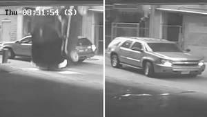 Texas: Auto stürzt aus Parkhaus in Austin