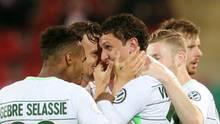 Werder Bremen ist in den letzten Jahren gern früh aus dem DFB-Pokal ausgeschieden. Doch gegen die Würzburger Kickers ließ das Team nichts anbrennen