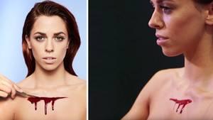 Peta: Was steckt hinter diesem Schockfoto von Sängerin Vanessa Mai?