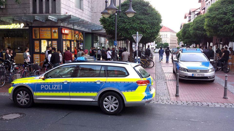 Nachrichten aus Deutschland: Polizeieinsatz nach Schlägerei in Göttingen