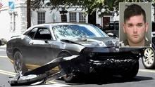 Charlottesville, Virginia: James Alex Fields soll mit dem Dodge Challenger in eine Gruppe Demonstranten gerast sein