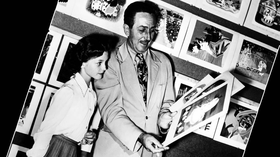 Kathryn Beaumont: Diese Frau inspirierte Walt Disney zu einer seiner berühmtesten Figuren