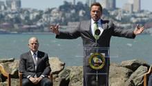 Schwarzenegger San Francisco