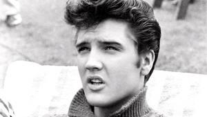 Elvis Presley im Jahre 1957