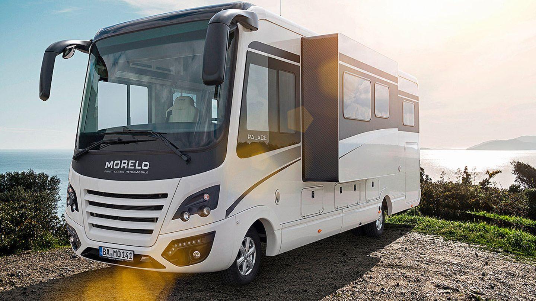 Wohnmobile in XXL - die absoluten Luxus-Villen auf Rädern  STERN.de
