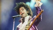 Popstar Prince starb im April 2016