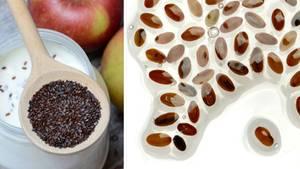 Bringen die Verdauung wieder auf Trab: Flohsamen