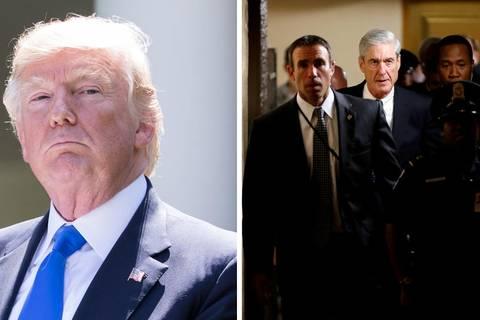 Gegen Trump und sein Wahlkampfteam: Sonderermittler Robert Mueller ermittelt zur Russland-Affäre