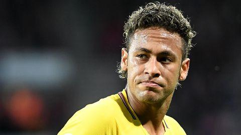 Neymar wechselte für 222 Millionen Euro vom FC Barcelona zu Paris Saint-Germain