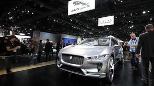 Jaguar I-Pace Concept - die Serie kommt 2018
