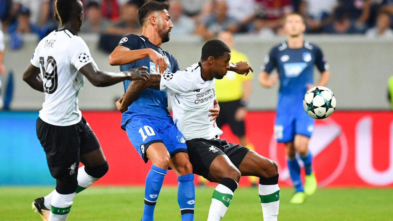 Champions-League-Quali Hoffenheim gegen Liverpool