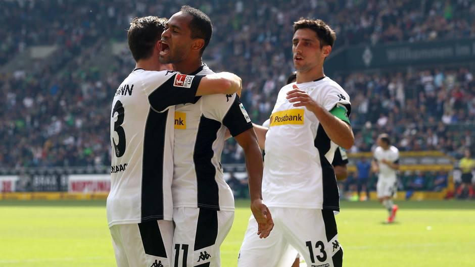 Bundesliga Trikots - Borussia Mönchengladbach