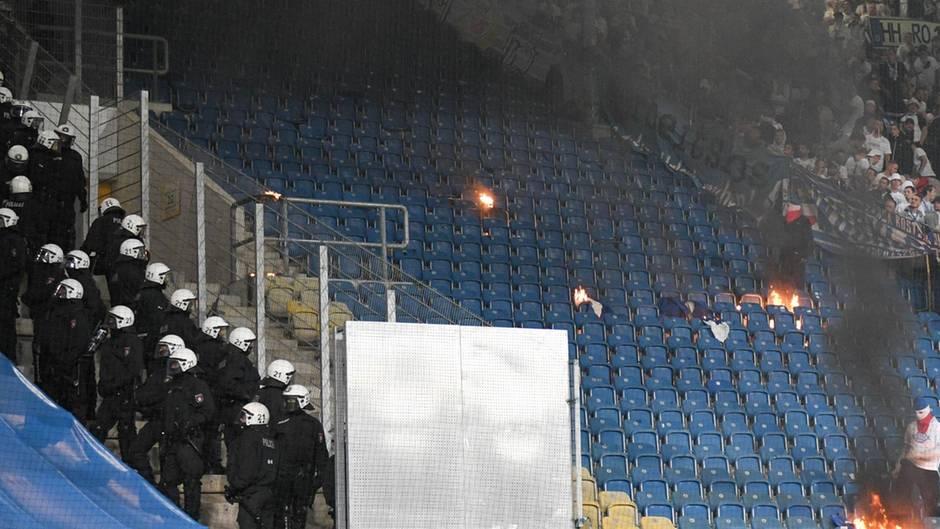 Fan-Krawalle: DFB will keine Kollektivstrafen mehr