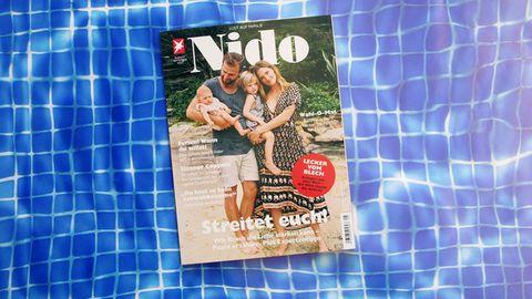 Wahl-O-Mat für Eltern, Kreuzfahrt mit der Familie: Diese Themen stehen in der August-Ausgabe der Nido