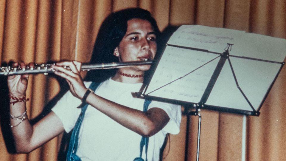 Emanuela liebte die Musik. Am Tag ihres Verschwindens hatte sie Querflötenunterricht, jenseits der Mauer