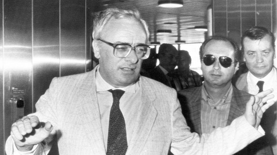 Ilario Martella war als Ermittlungsrichter mit dem Fall befasst. Und zwei Jahre zuvor mit dem Attentat auf Johannes Paul II.